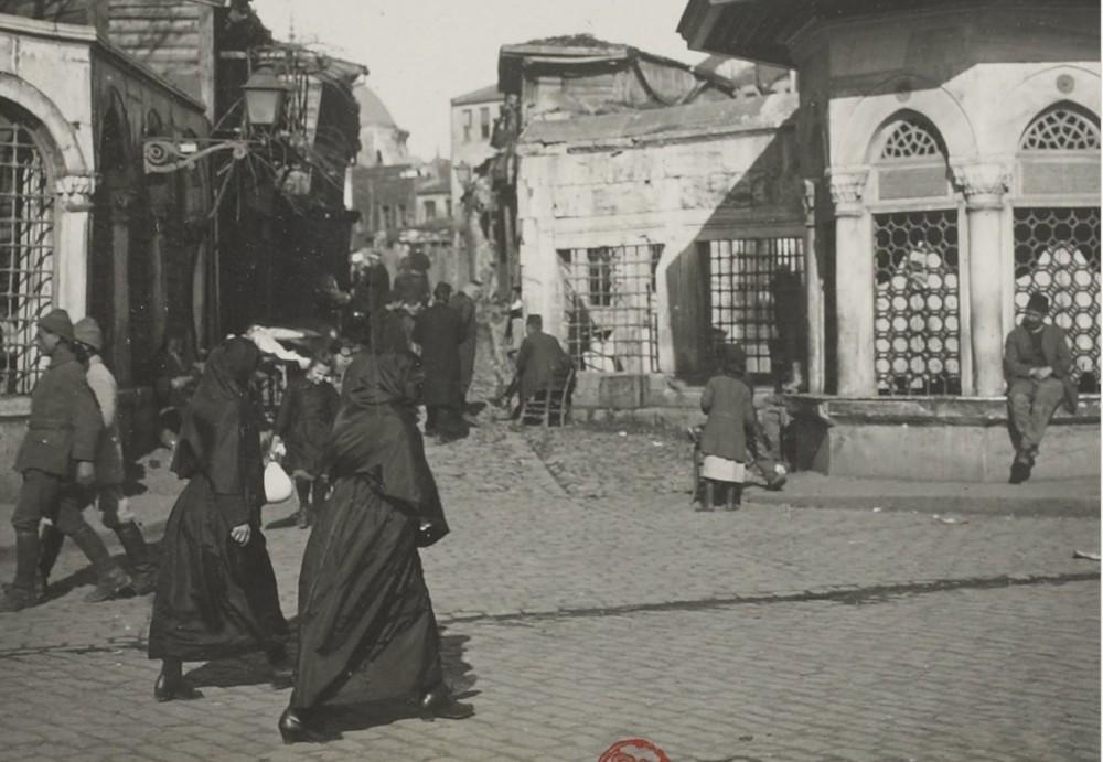Константинополь Азия