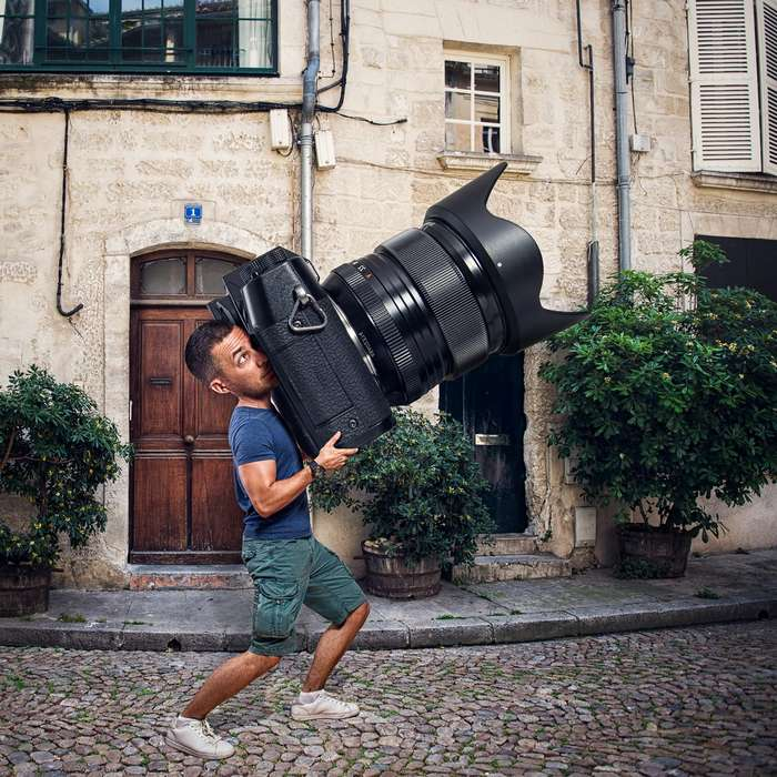 Забавные и сказочные фотоколлажи Неманья Секулича Интересное