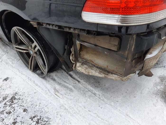 Литовские таможенники несколько часов пилили BMW из Белоруссии в поисках контрабанды Интересное