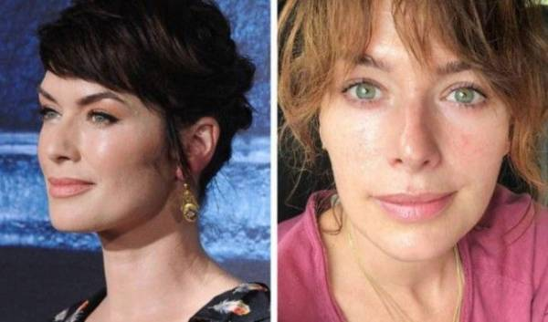 Известные женщины, которые без макияжа выглядят намного лучше Интересное