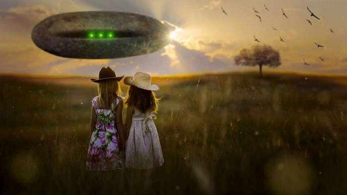 10 задокументированных случаев похищения людей пришельцами Интересное