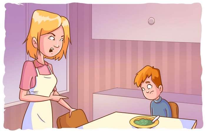 12фраз родителей, которые несамым лучшим образом отражаются нажизни ребенка Интересное