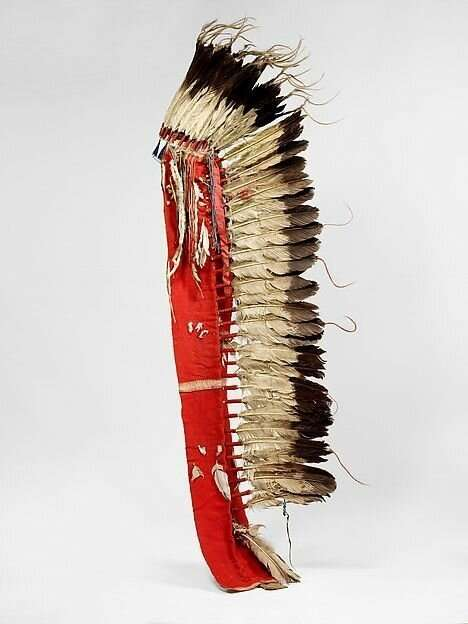 Символы власти и силы в индейских украшениях Интересное