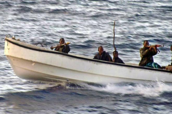 Сомалийские пираты напали на корабль и наткнулись на морпехов корсары