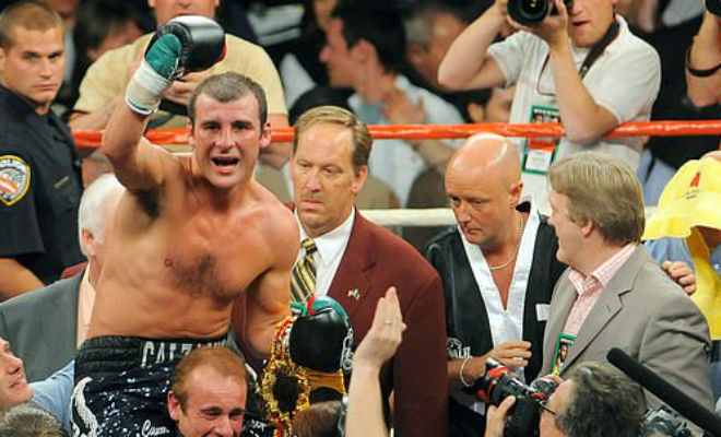 Почему левши становятся лучшими бойцами бокс