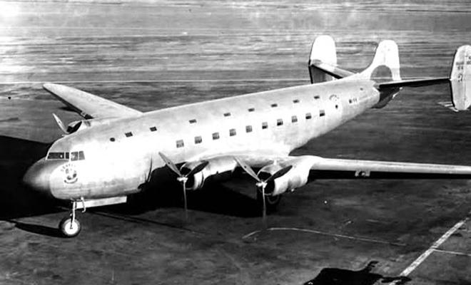 Исчезнувший в Зоне сумрака самолет вернулся через 37 лет: и снова исчез dc-4