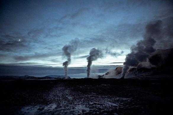 Адские и страшные места нашей планеты