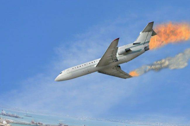 Что чувствуют пассажиры во время падения самолета