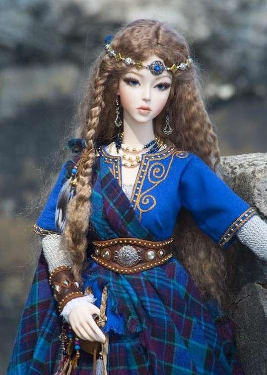 Обворожительные куклы Martha Boers куклы ручной работы