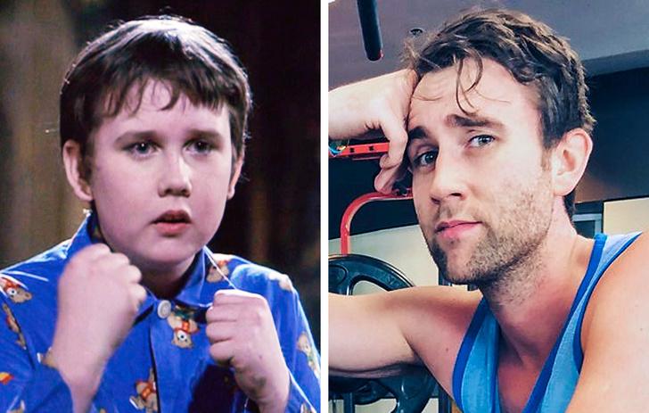 13 детей-актеров из «Гарри Поттера», судьба которых сложилась совсем не как в кино воспитание