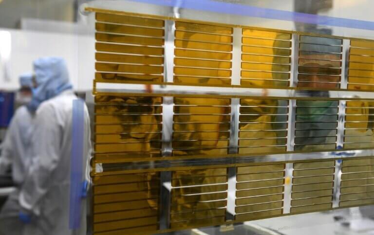 Печатные солнечные панели готовы сделать революцию в зеленой энергике гаджеты