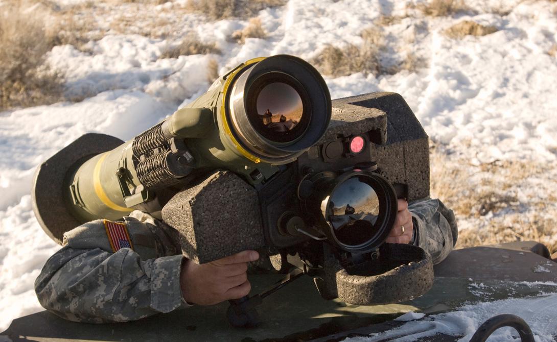 Джавелин: как устроено оружие, которого боятся все танкисты Америка