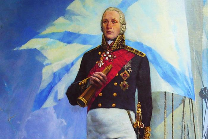 Адмирал Ф. Ф. Ушаков : никогда не проигрывал и никогда не отступал Дальние дали