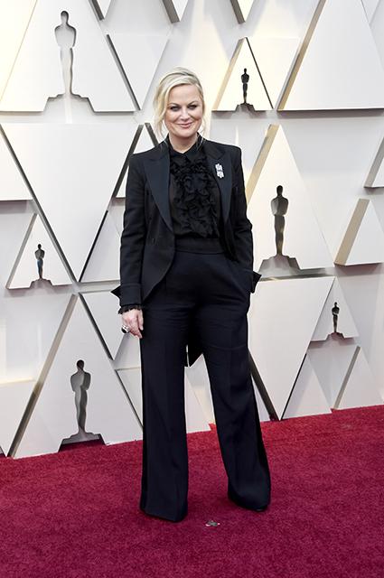 Оскар-2019: Эми Полер на красной дорожке Красная дорожка