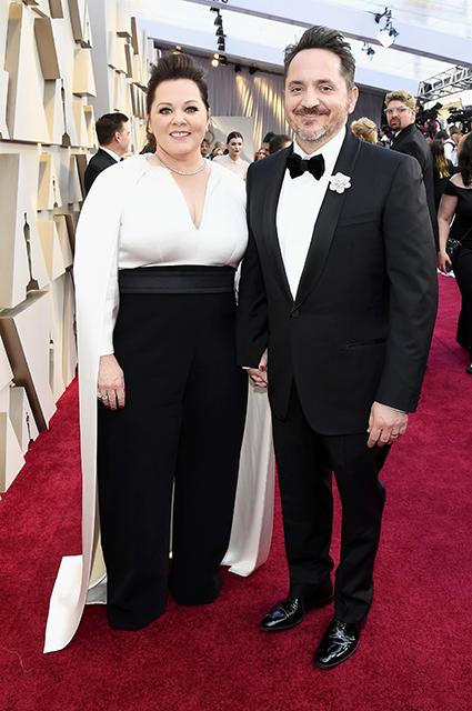 Оскар-2019: Мелисса Маккарти и Бен Фальконе на красной дорожке Красная дорожка