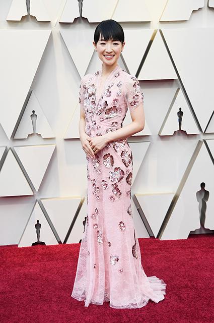 Оскар-2019: Мариэ Кондо на красной дорожке Красная дорожка