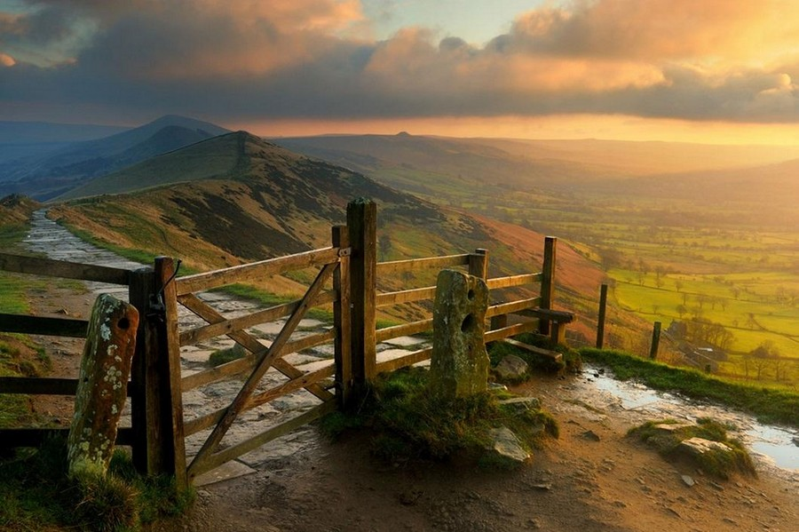 Красивейшие национальные парки мира интересное
